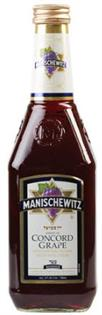 Manischewitz Concord Grape 750ml - Case...
